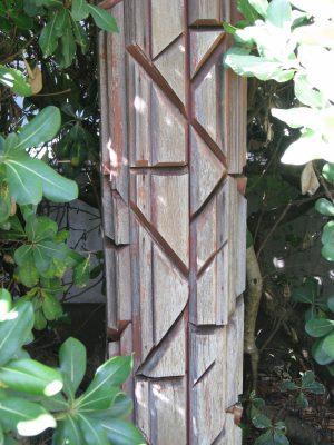 Wood Pylon
