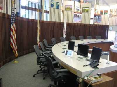 Redwood Screen