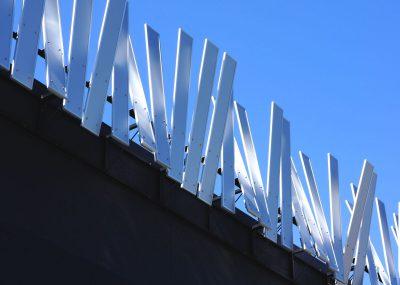 Erratic Fence