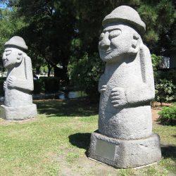 Dolhareubang/ Stone Grandfathers