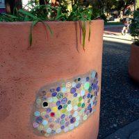 Santa Rosa Planter Tiles