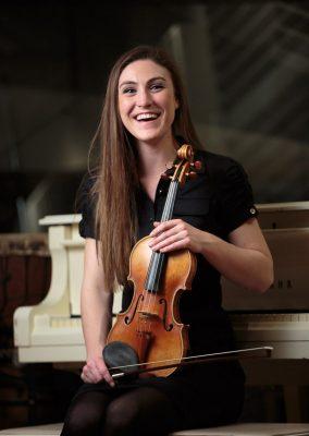 Ashley Holmberg