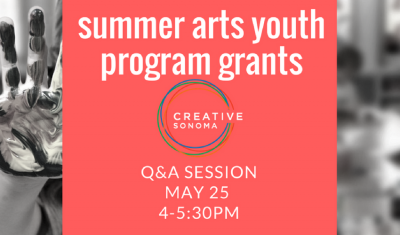 SUMMER ARTS YOUTH PROGRAM GRANTS