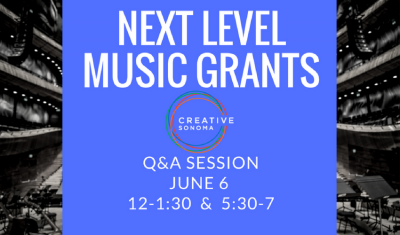 NEXT LEVEL GRANTS FOR MUSICIANS