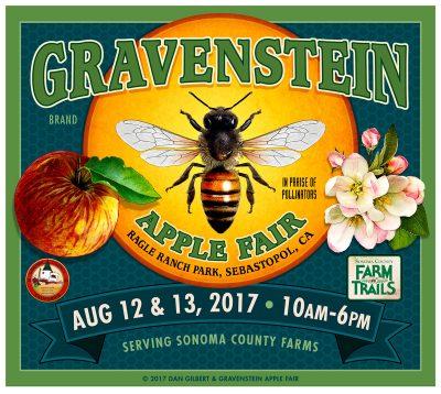 Volunteer at the Gravenstein Apple Fair