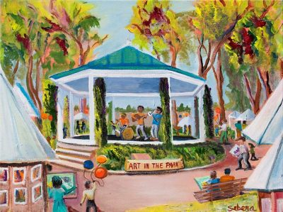 CALL FOR ARTISTS - 60th Annual Art in the Park 2017