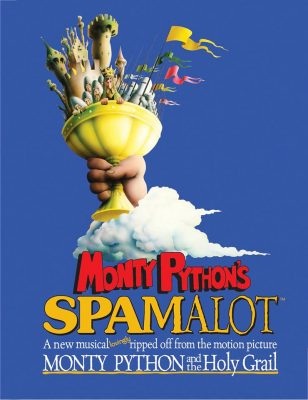 Spamalot Auditions!