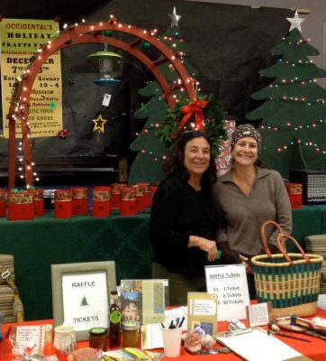 32nd Annual Holiday Crafts Faire Vendor Applications due Sept 15th
