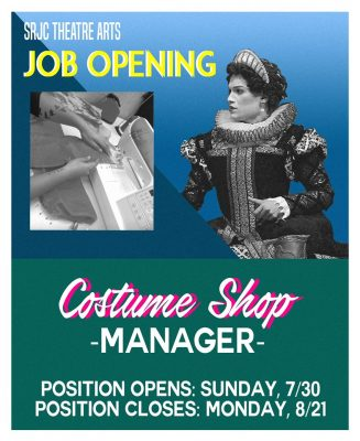 Costume Shop Manager