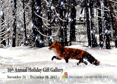 Call for Artists: 16th Annual Holiday Gift Gallery