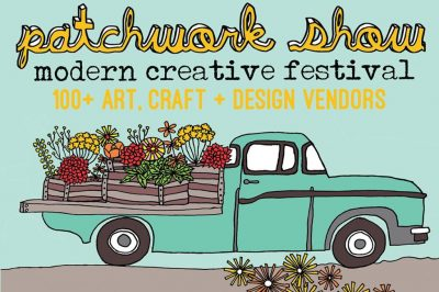 2016 Patchwork Festival: Modern Maker Craft Fair Jack