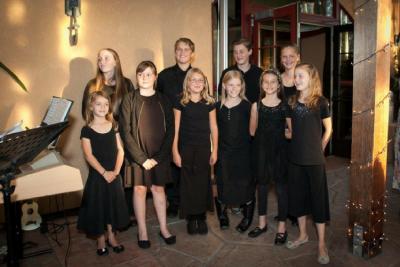 Audition - Children's Community Choir