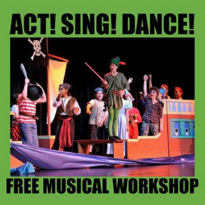 FREE Musical Theater Audition Workshop
