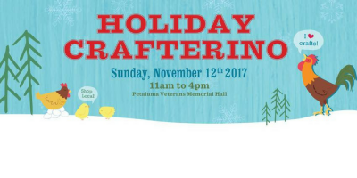 2017 Holiday Crafterino: Now Accepting Applications!