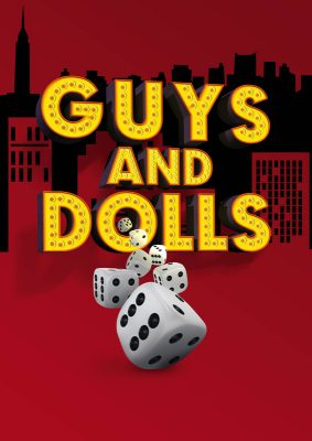 "Auditions for ""Guys and Dolls"""