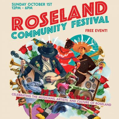 Roseland Community Festival - Call for Volunteers