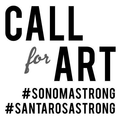 CALL FOR ART: #SonomaStrong #SantaRosaStrong