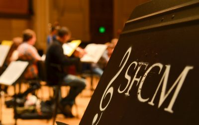 Production Manager for the SF Conservatory of Music