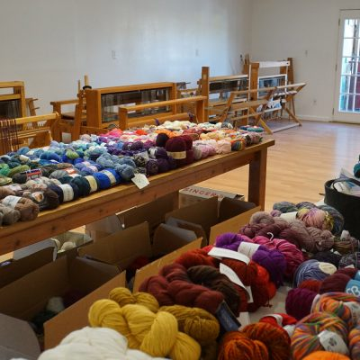 Yarn & Fiber for Knitters, Crocheters, Weavers & Spinners