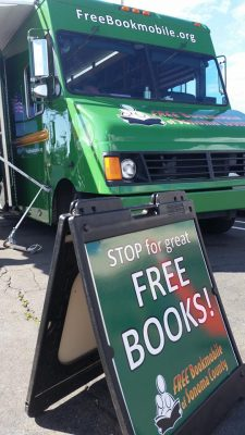 Free Bookmobile Seeking Part-Time Mobile Librarian