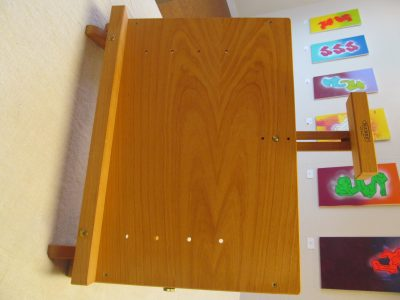 Mabef Tabletop Easel - LIKE NEW