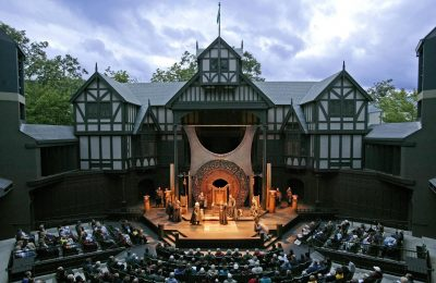 Apply to the Oregon Shakespeare Festival