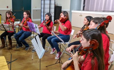 Youth Orchestra music teacher - brass, strings, beginner orchestra