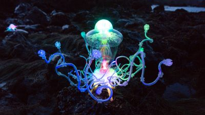 BioTronEsis Light Art