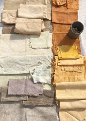 California Clay as a Natural Dye & Paint with Rosa Novak • March 24