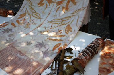 Eco Printing with Cory + Cassidy of The Moon • April 28-29
