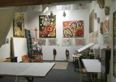 "Sonoma Art Studio ""timeshare"""