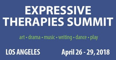 Expressive Therapies Summit - Los Angeles, April 26-29, 2018