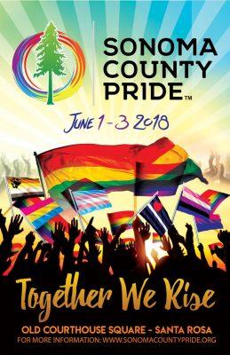 VENDOR OPPORTUNITY: Sonoma County Pride Festival