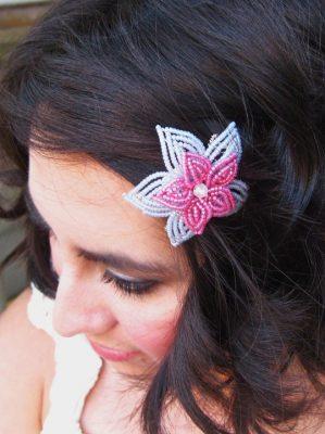 MorninGloria's - Beadwork Flowers & Jewelry
