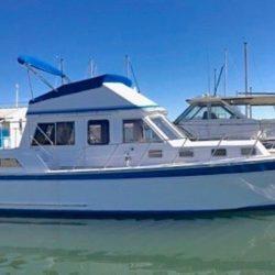 San Francisco Charter Boat