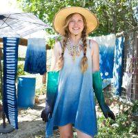 Dyeing with Indigo & Oak Galls with Ashley Eva Brock • July 7 or 8