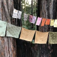 Block Printing with Mordants & Natural Dyes with Kori Hargreaves • July 14-15
