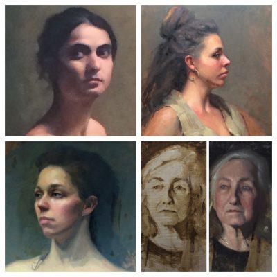 Painting the Portrait Workshop