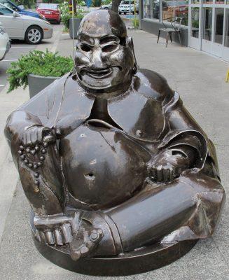 Wine Buddha
