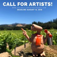 CALL FOR ARTISTS! Chalk Hill Artist Residency