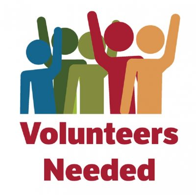 Volunteers Needed at HCA!