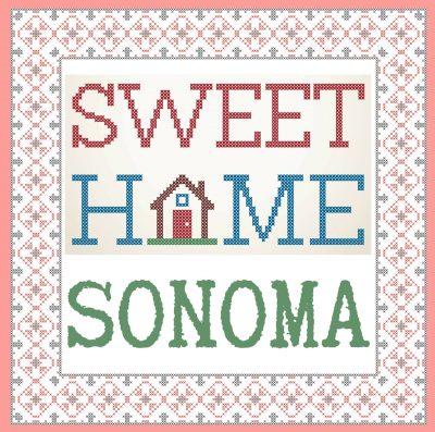 2018.10.13:  ART ESCAPE: Sweet Home Sonoma