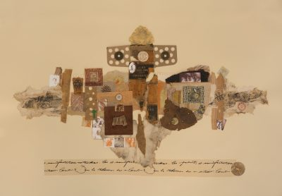 Call for Entries: Wonder and Whimsy, an exhibit of Collage and Assemblage
