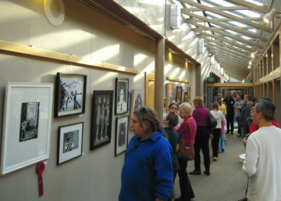 CALL FOR ARTISTS: City of Santa Rosa Art Exhibition Program - Ongoing