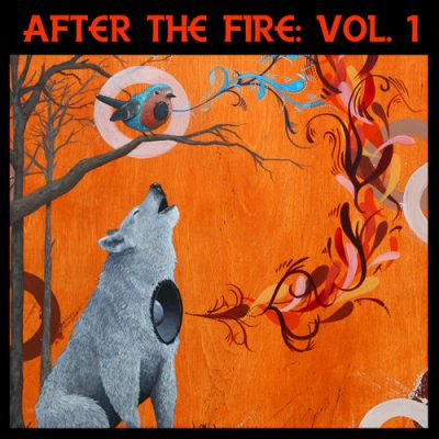 2018.03.29:  AFTER THE FIRES, VOL 1 - Mickelson and North Bay Artists Record and Produce Fire Relief Album