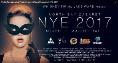 2017.12.31:  North Bay Cabaret Donates NYE Proceeds