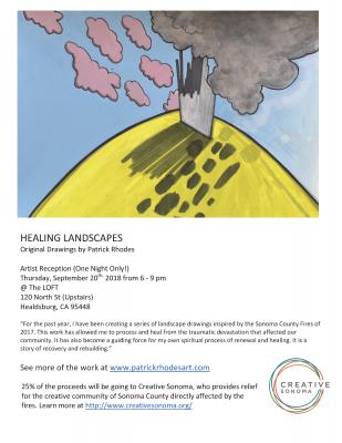 2018.09.20:  Healing Landscapes