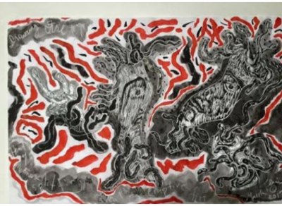 """Marsha Klein Studio Features """"Facing the Fires Series"""" for Recovery Fund"""