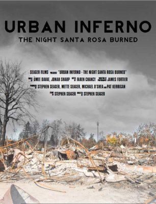 "2018.07.19:  KSRO Film ""Urban Inferno: The Night Santa Rosa Burned"""