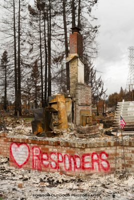 Crying into the Viewfinder: A Month After the Fires